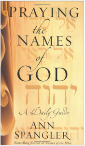 hardcover of Praying the Names of God