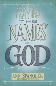 paperback cover for Praying the Names of God