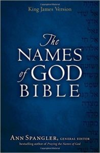 The Names of God Bible KJV