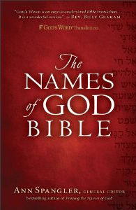 Names of God Bible God's Word Edition