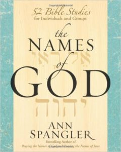 cover image for The Names of God: 52 Bible Studies for Individuals and Groups