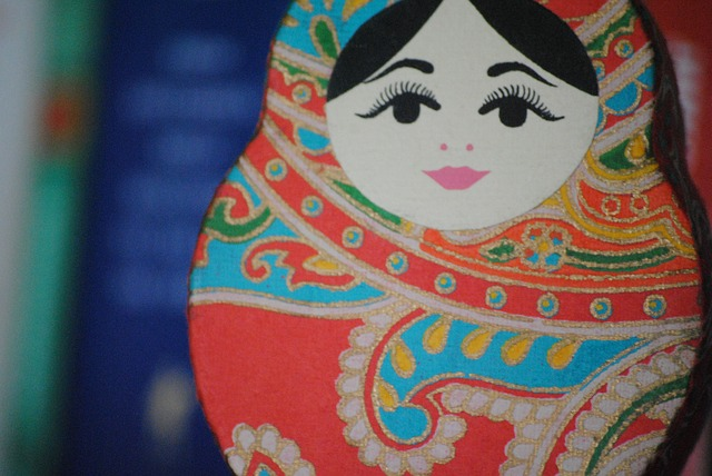 an image of a Russian nesting doll